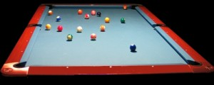 Pool Tisch
